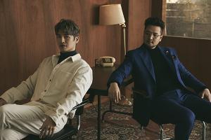 손호영X김태우 '호우', 16일 신곡 '우린 이제, 우리 그냥'으로 컴백