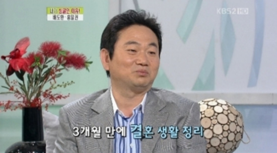 tv쇼 진품명품 배도환 나이 쉰 일곱, KBS 14기 탤런트