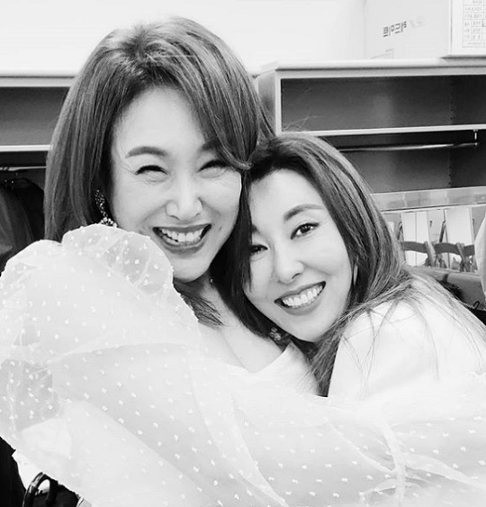 김완선 나이 모아지는 관심...주현미와 인연은?