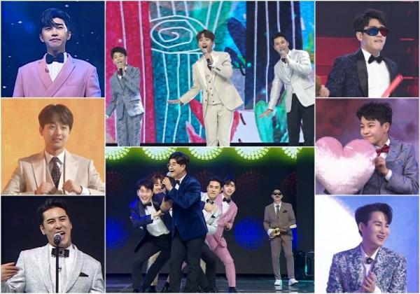 """'사랑의 콜센타' TOP6-박사10, """"'너 나와!'대선배님 지목으로 스튜디오 발칵!"""""""