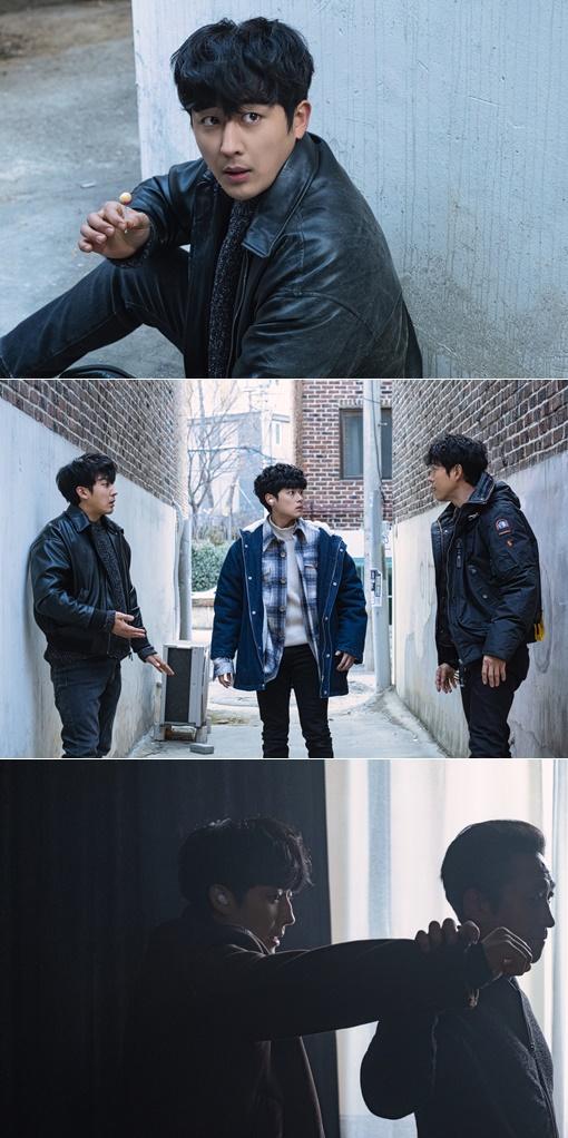 '경이로운 소문' 손호준, 유선동 감독님 인연 15회 깜짝 등장