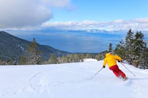 미주 최고의 스키 천국, 네바다 스키 리조트 3선